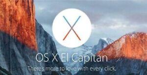 Mac OS x el Capitan 10.11 NSTALL DMG&ISO With Permanent Support Via wtsp + 🎁