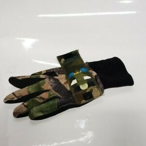 Turkey Hunting Mouth Call/ Diaphragm Call Holder Lanyard and Gloves Combo- 25 PK