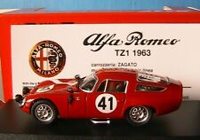 ALFA ROMEO TZ1 #41 LE MANS 1964 BISCALDI SALA BEST 9097 1/43 MADE IN ITALIE RED