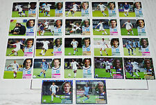 AJ AUXERRE AJA ABBE-DESCHAMPS COMPLET PANINI FOOT 2003 FOOTBALL 2002-2003