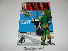 The Nam #77 Marvel Comics 1993 Don Lomax Wayne Vansant Vietnam War RARE HTF