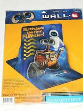 "NEW ~WALL.E~ DISNEY PIXAR 12"" CENTERPECE PARTY SUPPLIES"
