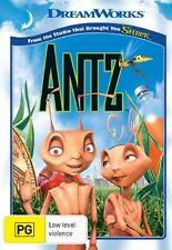 Antz (1998) Woody Allen - NEW DVD - Region 4