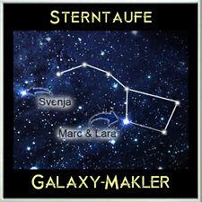 Sterntaufe - inkl Original Swarovski Stern - kaufen taufen Valentinstag