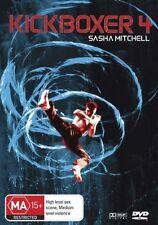Kickboxer 04 - The Aggressor (DVD, 2007)