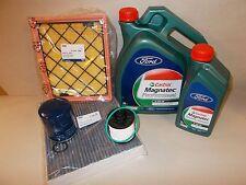 Original Inspektions-Kit 2,0 TDCI Mondeo MK5 S-MAX Galaxy inkl. 6 Liter 0W30 Öl