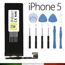 BATTERIA DI RICAMBIO PER APPLE IPHONE 5 1440mAh CON KIT SMONTAGGIO CACCIAVITE