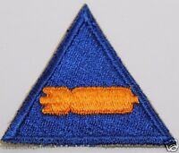 WWII USAAF triangular Bomb Bombadier Sleeve Rate Patch each P2015
