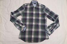 GANT - Long Sleeve Shirt - Check Pattern - Green - Small