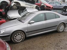 breaking for spares peugeot 607