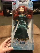 Disney Store Merida Classic Doll - 12'' NEW IN BOX!! NEVER OPENED!!