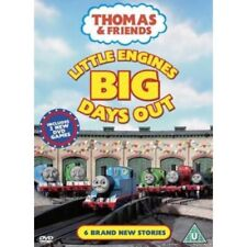 [DVD] Thomas the Tank Engine and Friends: Little Engines, Big Day Out