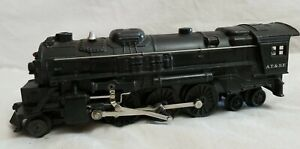 1993 LIONEL 6-18635 SANTA FE 2-6-4 LOCOMOTIVE ONLY - UNTESTED