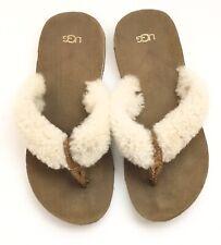 New listing Ugg Girls Kids Brown Flip Flop Sandals Size 2