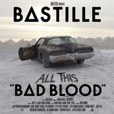 Bastille - All This Bad Blood NEW CD