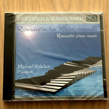 Friedrich Kalkbrenner ROMANTIC PIANO MUSIC [Romantische Klaviermusik] (CD 2001)