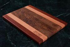 Cutting Board, Rectangle End Grain Butcher Block, Kitchen Chopping Boards Luxury
