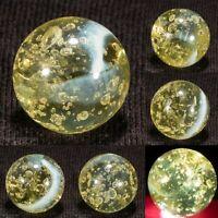 Peltier BUBBLY LEMON DISH SOAP Rainbo Vintage Marble 9/16+ Mint hawkeyespicks
