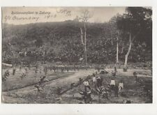 Rubberaanplant Te Sabang 1913 Dutch Indies Postcard 126b