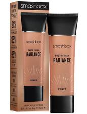 Smashbox Photo Finish Radiance Glow Primer Universal .41fl oz NEW Boxed Fresh