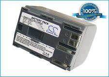 7.4V battery for Canon DM-MV100X, Optura 50MC, FV40, MV600i, DM-MV400, MV650i, F