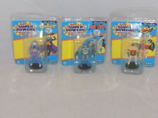 3 DC Super Power Mirco-Figures BATMAN ROBIN JOKER NiB sealed (R!W )