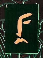 FLEETWOOD MAC 1987 SHAKE THECAGE U.S. TOUR CONCERT PROGRAM BOOK / EX 2 NMT