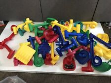 Discovery Toys Super Marbleworks Marble Raceway building 59 piece set