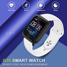 XGODY Fashion Frauen Damen Smartwatch Fitnessuhr Schrittzähler Wasserdicht IP67
