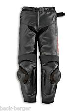 DUCATI Dainese SPEED ´10 Lederhose Hose Leather Pants schwarz NEU !!