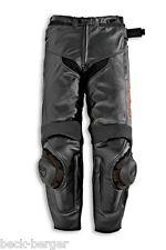 DUCATI Dainese SPEED ´10 Lederhose Hose Leather Pants schwarz NEU !!