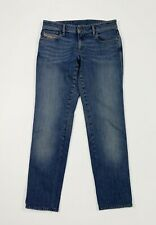 Diesel jeans donna usato slim skinny stretch W29 tg 43 denim boyfriend T5606