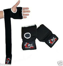 CHZL Boxing Inner Hand Wraps Fist GEL Padded Bandages GRAPPLING GLOVES mma  - L