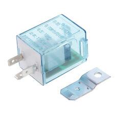 3 Pin Electronic Flasher Relay 12V Fix LED Turn Signal Light Indicatior Flash