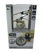 Star Wars Mandalorian The Child Motion Sensing Flying Helicopter Baby Yoda Drone
