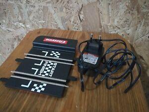 Carrera Go!!! 1:43 Eu transformer with control unit