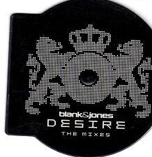 Blank & Jones -Desire Ltd.Edition-C-Shell-Cover - 6 Tracks