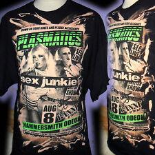 Plasmatics Wendy o Williams 100% unico punk t shirt XXXL BAD CLOWN Clothing