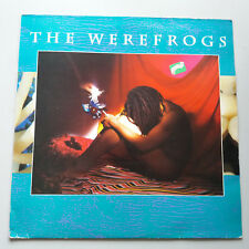"The Werefrogs - Nixie Concussion EP - Vinyl 12"" Single 1st Press 1993 EX/EX+"