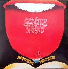 "Gentle Giant:  ""Acquiring The Taste""  (CD Reissue)"