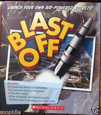 Blast Off by Kris Hirschmann, Paperback Book Only