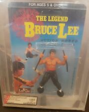 Largo The Legend Bruce Lee Black Han Bo Figure Afa 85 Ukg New Sealed Moc U85