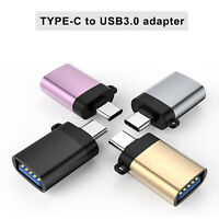 OTG Female USB 3.0 to Male Type-C Charging Cable Adapter for Phone/Tablet