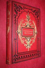 PROMENADES EN ITALIE par ABBE ROLLAND éd ALFRED MAME 1877 ILLUSTRATIONS