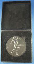 Medaille Eisenguss Für 25 Jahre treue Mitarbeit ohne Fleiss kein Preis IG Farben