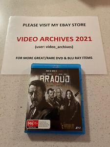 Braquo Season 2 - Blu Ray - Free Postage !!