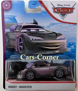 Disney Pixar Cars Boost #40 - Turbo Rotz - Tuners Series Modell 2019  NEU & OVP
