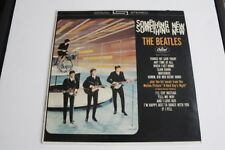 Beatles SOMETHING NEW Lp - Capitol Records   ST 2108
