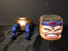 ToyBiz Marvel Legends MODOK  Head & Legs 2006 Series 15 BAF parts Rare