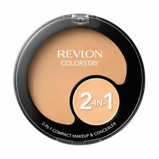 Revlon Colorstay 2-In-1 Compact Makeup & Concealer - Choose Color